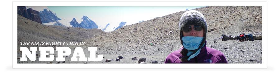Thorong La Pass, Nepal: 17,769 feet